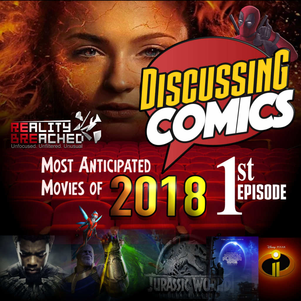 Most Anticipated Movies of 2018