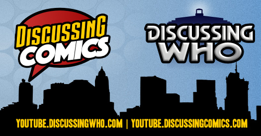 Subscribe to the Discussing Comics YouTube Channel