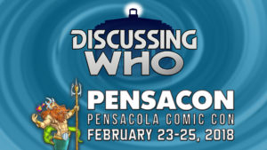 Discussing Comics at Pensacon 2018