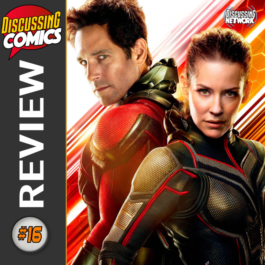 Review of Ant-Man and The Wasp