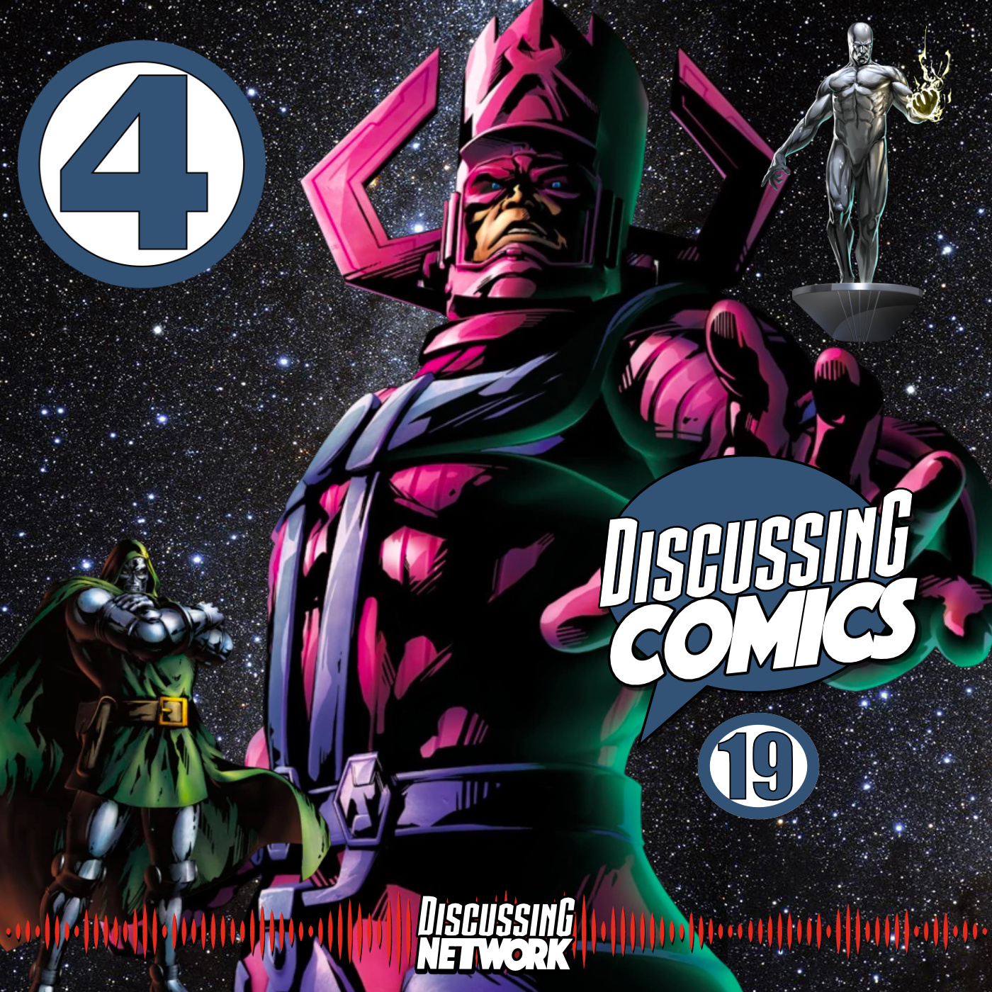 Discussing the Fantastic Four