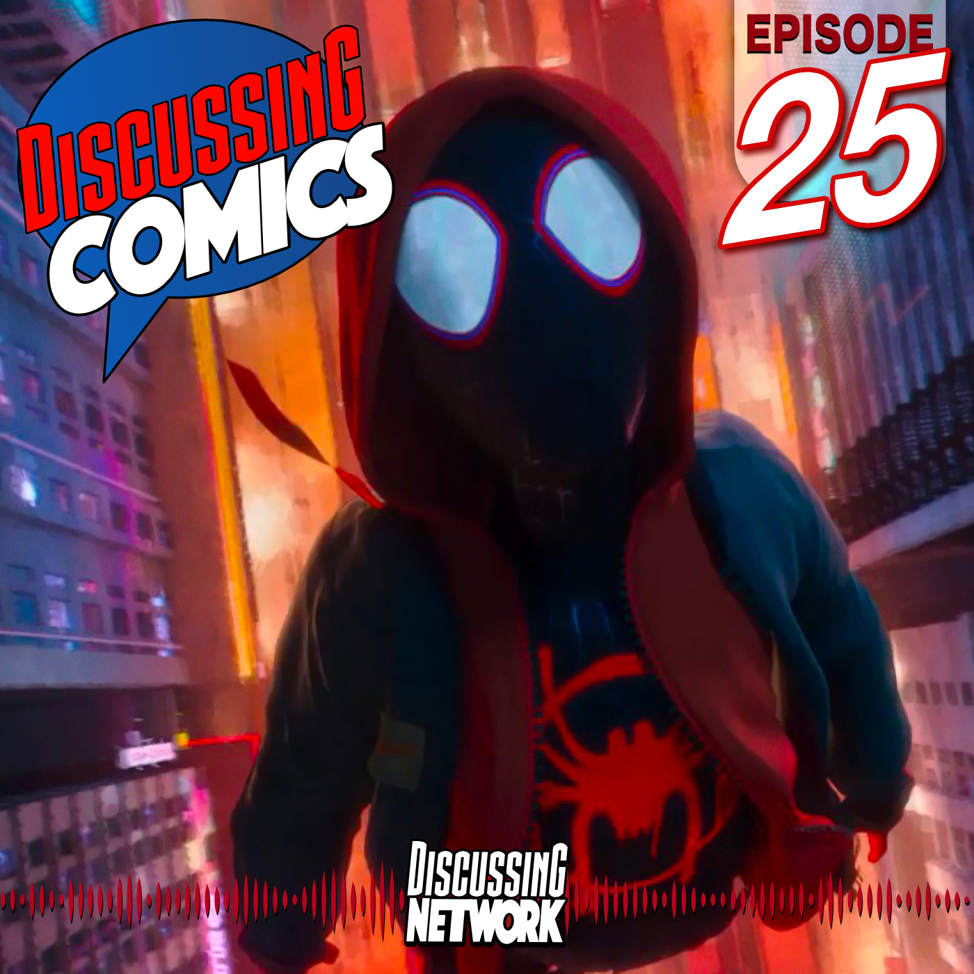 Review of Spider-Man Into the Spider-Verse
