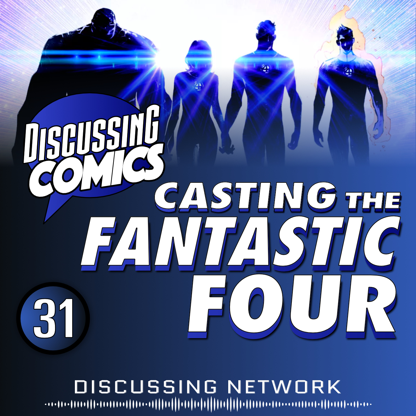 Casting the Fantastic Four for the MCU